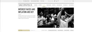 Raconteur leader screenshot wealth March 2014